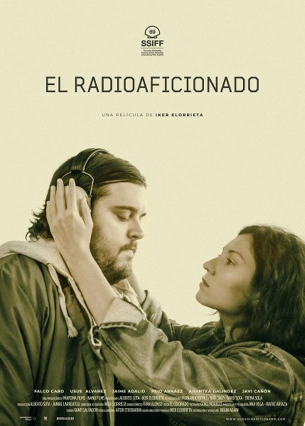 El radioaficionado un film con música de Aitor Etxebarría.