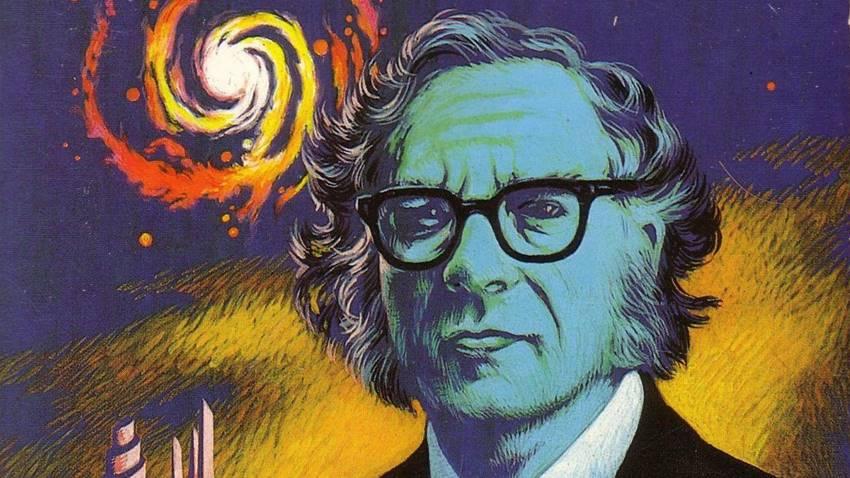 Isaac Asimov. Fundación.