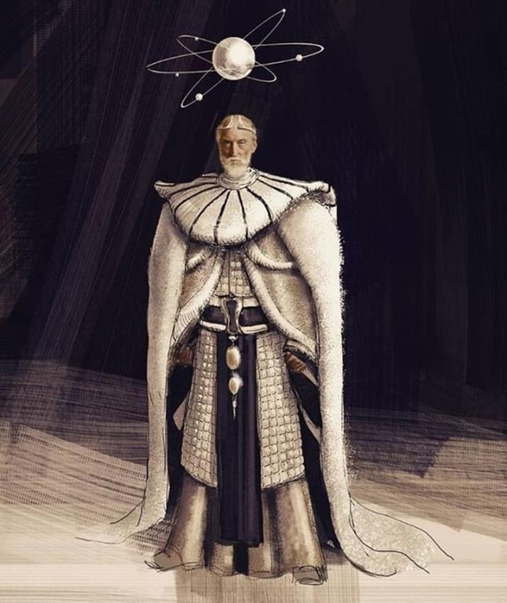 Shaddam Corrino IV. Dune.