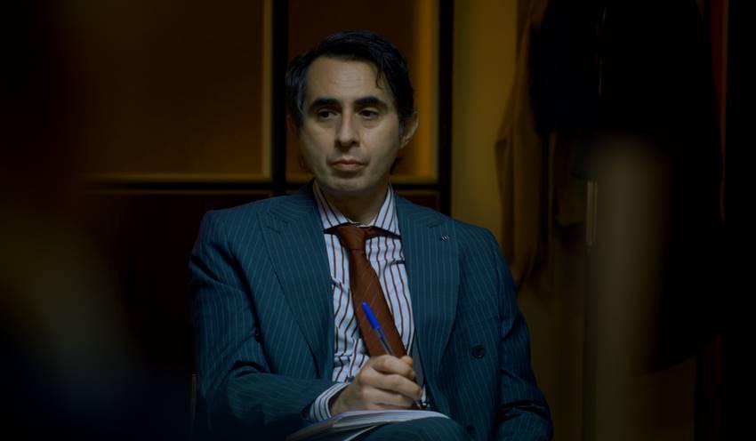 Berto Romero en Doctor Portuondo.