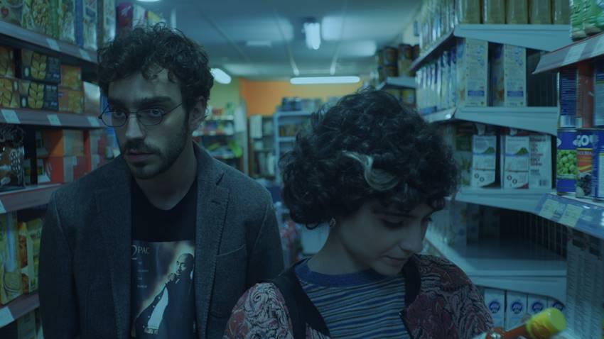 Nacho Sánchez y Olivia Delcán en Doctor Portuondo.