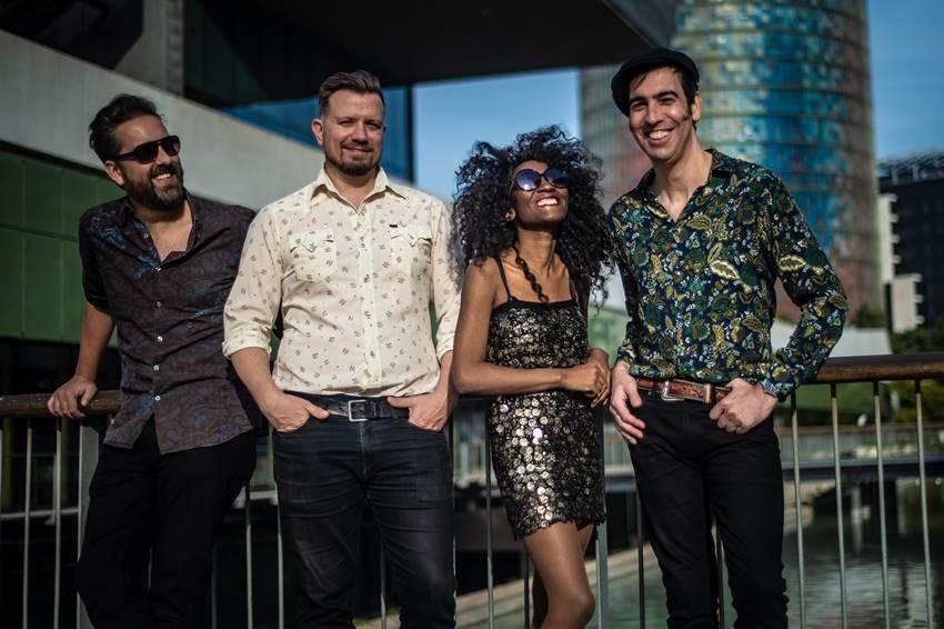 La banda Koko-Jean & The Tonics. Foto: ©Desi Estévez.