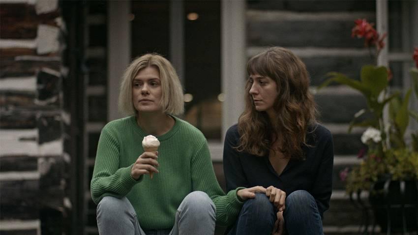 Greta y Miriam. Violation.