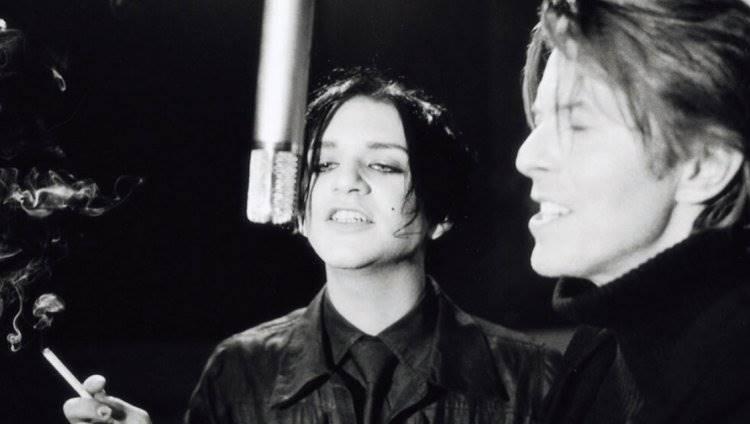Molko y Bowie