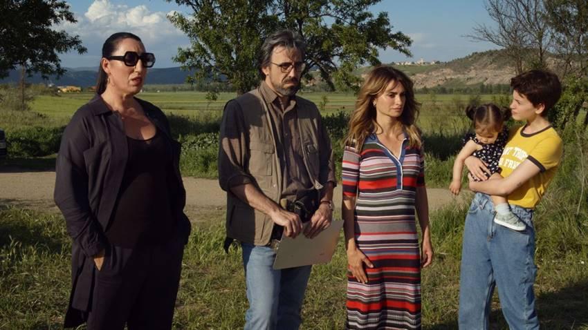 Estreno de Madres paralelas, de Pedro Almodóvar con Penélope Cruz y Milena Smit.