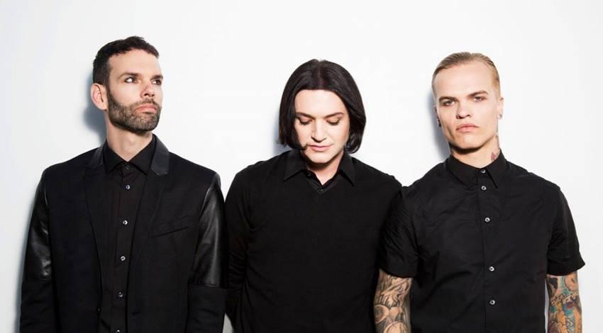 Integrantes de la banda de rock Placebo