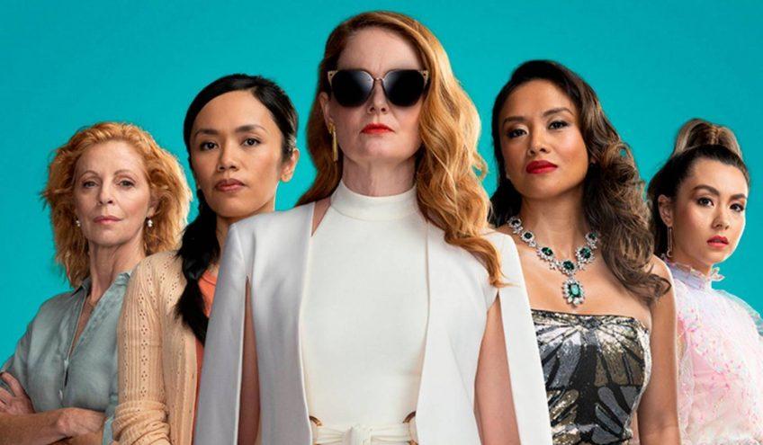 'Sospechosas inesperadas': la nueva serie a lo 'Mujeres desesperadas'